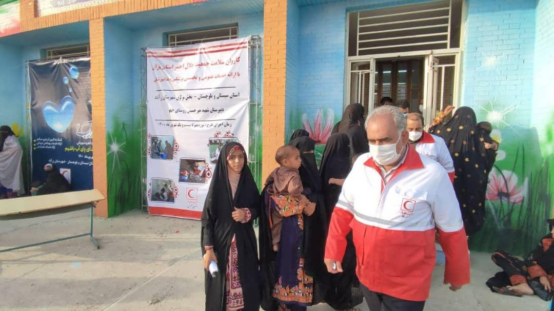کمک ۶۵ میلیاردی خیران تهرانی به مردم جنوب سیستان و بلوچستان/ ۳۰ روستای زرآباد با مشکل بی آبی مواجه هستند