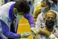 مرگ و میر روزانه کرونا در ۱۶ استان کشور، کمتر از ۵ نفر بود/ تاثیر واکسیناسیون در کاهش مرگ و میر بیماران کووید۱۹ کاملا مشهود است