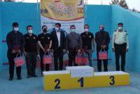 مسابقات اسکواش قهرمانی کشور در سطح مبتدیان با شناخت نفرات برتر به پایان رسید.