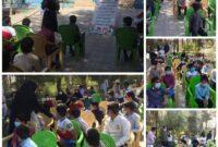 برگزاری کارگاه آموزش شهروندی ویژه کودکان کار به مناسبت روز جهانی کودک در زاهدان