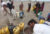 مشکل آب شرب روستاهای دامن به صورت اورژانسی رفع شود