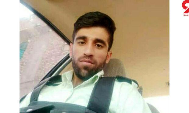 شهادت مامور انتظامی شهرستان دلگان توسط اشرار مسلح