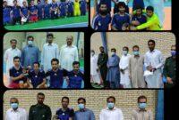 مرکز بهداشت قهرمان مسابقات فوتسال جام ادارات و کارکنان شهرستان سراوان شد